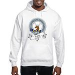 Rollo Clan Badge Hooded Sweatshirt