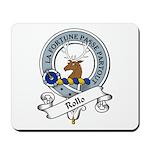 Rollo Clan Badge Mousepad