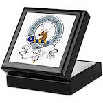 Rollo Clan Badge Keepsake Box