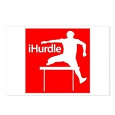 iHurdle Postcards (Package of 8)