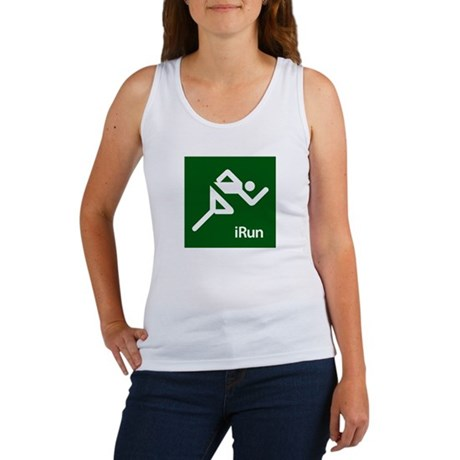 iRun Women's Tank Top