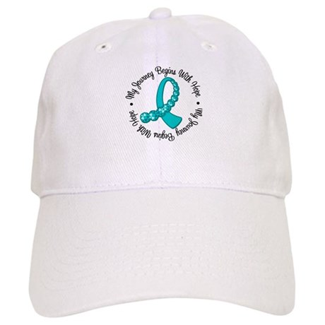 Ovarian Cancer Journey Cap