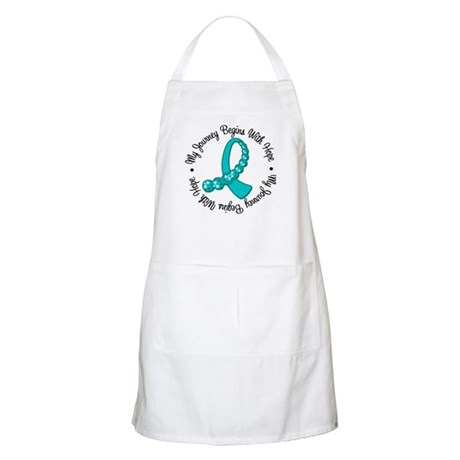 Ovarian Cancer Journey Apron