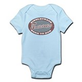 Trail Addict - Runner Infant Bodysuit