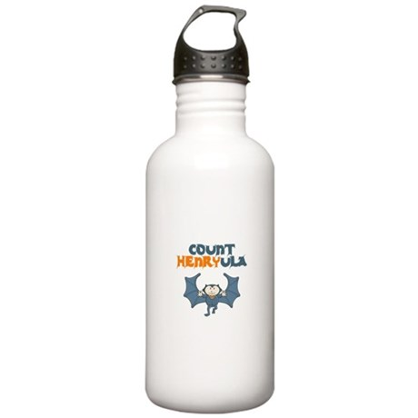 Count Henryula Stainless Water Bottle 1.0L