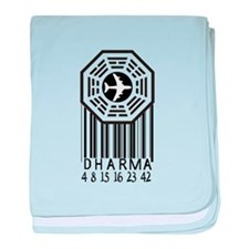 Dharma Initiative baby blanket