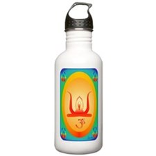 OM AUM Sports Water Bottle