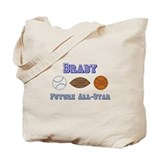 Brady - Future All-Star Tote Bag