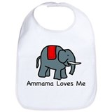 Cute Elephant Bib