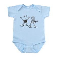 RoboShredder & AmpDroid Infant Bodysuit