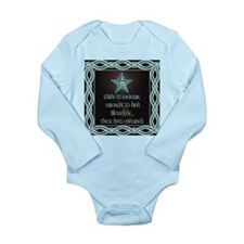 Handfasting Invitation Set Long Sleeve Infant Body