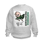 Belkar: Prof. Troublemaker Kids Sweatshirt