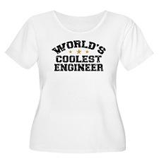 World's Coolest Engineer T-Shirt