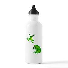 frogs Sports Water Bottle