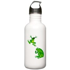 frogs Water Bottle