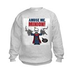 Xykon: Amuse Me! Kids Sweatshirt