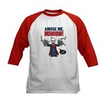 Xykon: Amuse Me! Kids Baseball Jersey