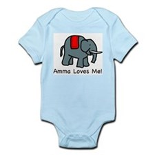Amma Loves ME Infant Creeper