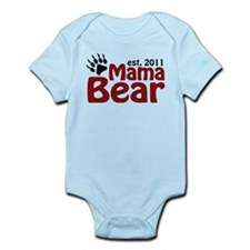 Mama Bear Est 2011 Infant Bodysuit