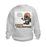 Durkon: Jr. Philosopher Kids Sweatshirt