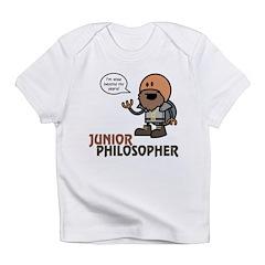 Durkon: Jr. Philosopher Infant T-Shirt