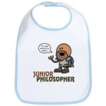 Durkon: Jr. Philosopher Bib