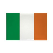 Ireland Irish Flag Rectangle Magnet (100 pack)