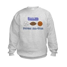 Caleb - Future All-Star Sweatshirt