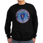 Massachusetts Free Masons Sweatshirt (dark)