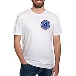 Massachusetts Free Masons Fitted T-Shirt