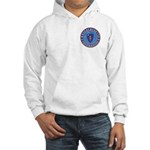 Massachusetts Free Masons Hooded Sweatshirt
