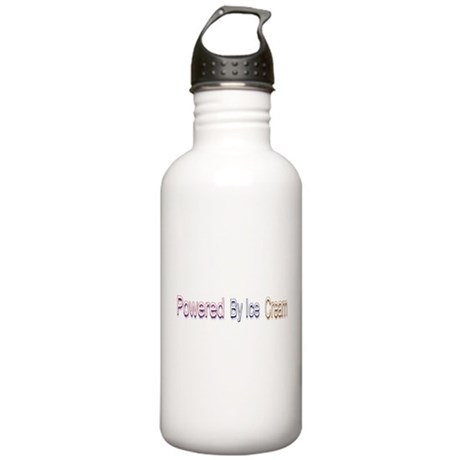 Ice Cream .. Stainless Water Bottle 1.0L