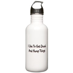 hump things Stainless Water Bottle 1.0L