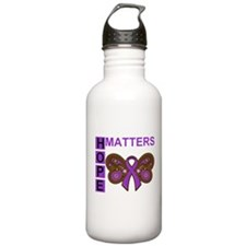 Lupus Paisely Butterfly Water Bottle