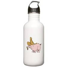 Hillbilly Country Pig Water Bottle