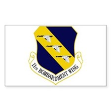 11th Bomb Wing Decal