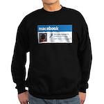 Macebook Sweatshirt (dark)
