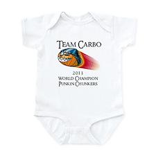 Funny Onager Infant Bodysuit