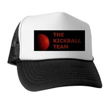 Kickball Trucker Hat