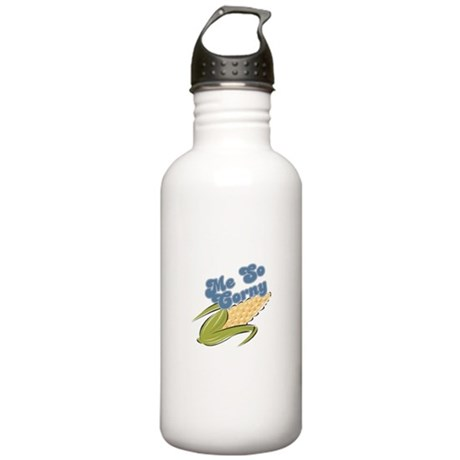 Me So Corny Corn Stainless Water Bottle 1.0L