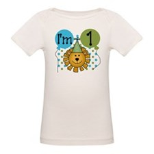 Lion 1st Birthday Tee