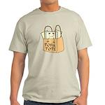 Funny Tofu Tote Light T-Shirt