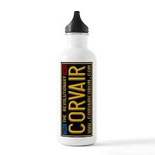 Corvair Vintage Plate Water Bottle