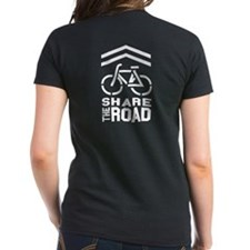 SHARROW (on Back of Shirt Only) Tee