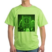 Airborne NVG Safe Here T-Shirt