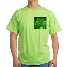 Airborne NVG Safe Here Pocket T-Shirt
