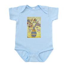 Anastasia's Flowers Infant Bodysuit