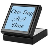 One Day at a Time - Keepsake Box