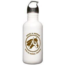 Ride An Animal Trainer Water Bottle