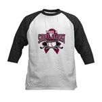 Take a Strike - Myeloma Kids Baseball Jersey